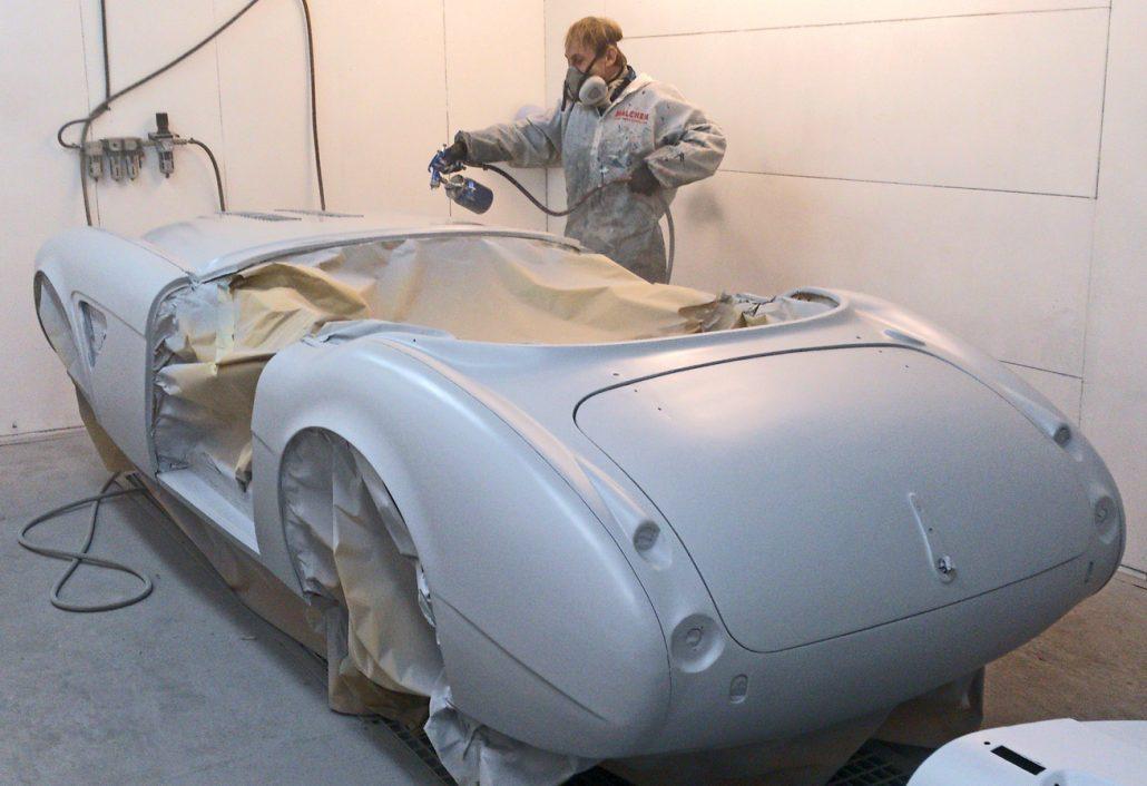 Autobody Repair Shaftesbury - Austin Healy