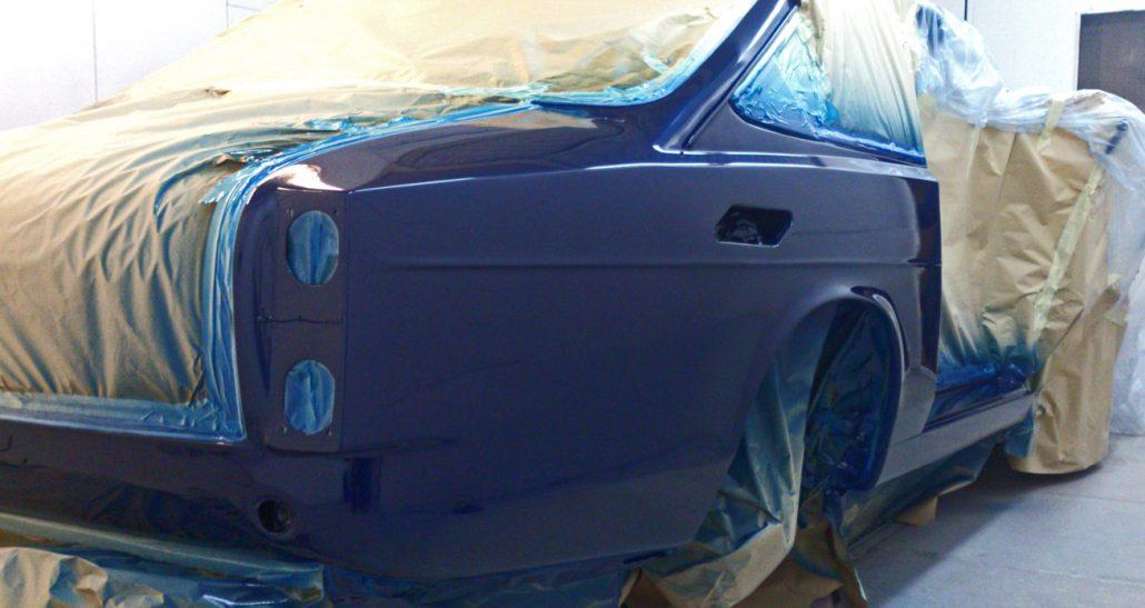 Autobody Repair Shaftesbury - Bristol 01