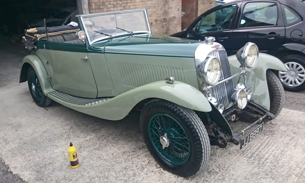 Autobody Repair Shaftesbury - Lagonda