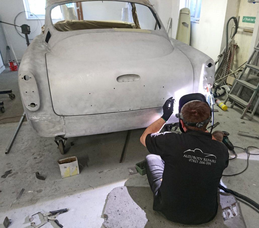 Autobody Repairs Shaftesbury 008