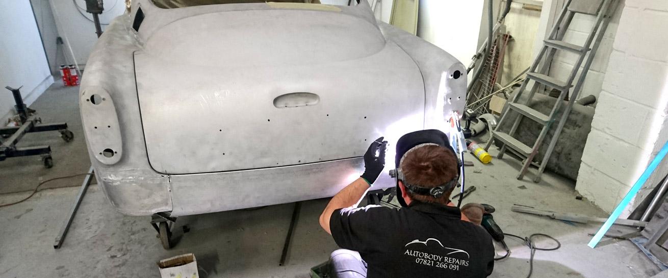 Autobody Repairs Shaftesbury Front Banner 01